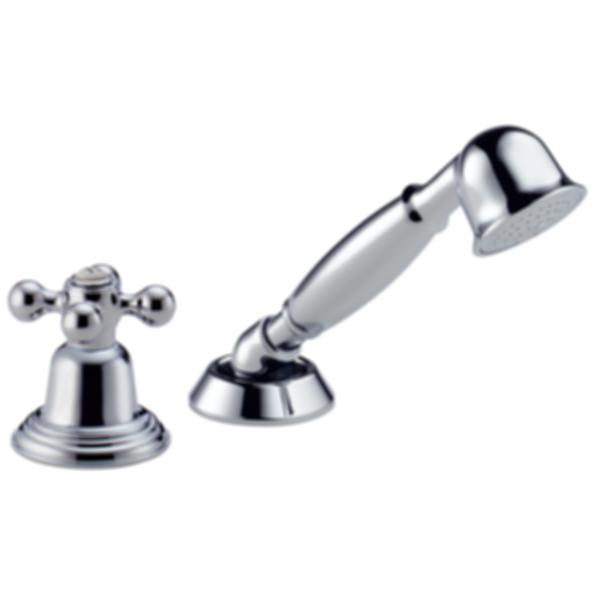 Providence™ Hand Shower for Roman Tub 6010-PCLHP--HK33H-PC--HK33C