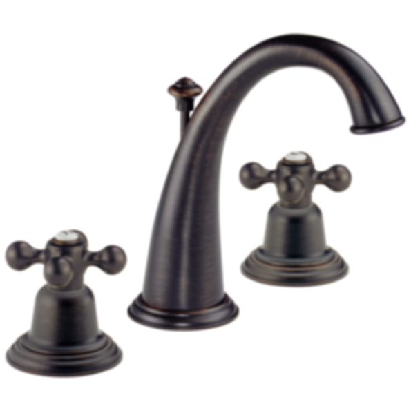 Providence™ Two Handle Widespread Lavatory Faucet 6520LF-PCLHP--HK33H-PC--HK33C