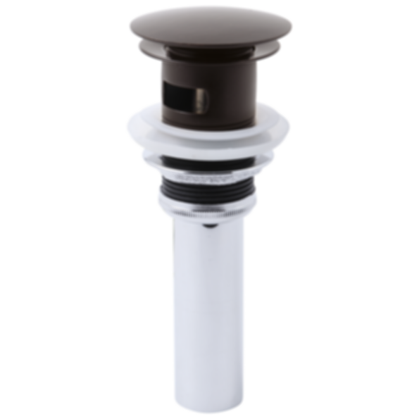 Brizo Push Button Pop-Up with Overflow RP72414