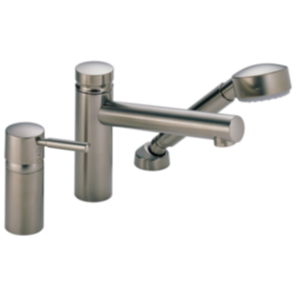 Quiessence® Roman Tub Trim and Rough with Hand Shower 67214