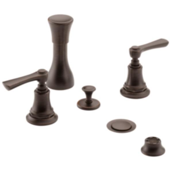 Rook™ Bidet Faucet - Less Handles 68460-PCLHP--HX5361