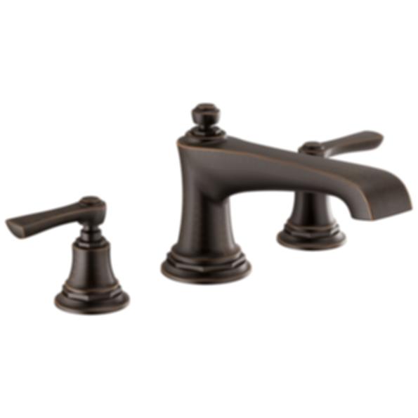 Rook™ Roman Tub Faucet - Less Handles T67360-PCLHP--HL660-PC--R62707