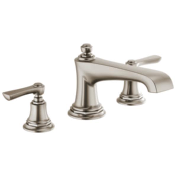 Rook™ Roman Tub Faucet - Less Handles T67360-PCLHP--HX661-PC--R62707