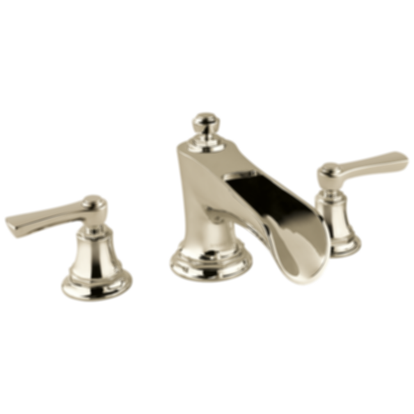 Rook™ Roman Tub Faucet with Channel Spout T67361-PCLHP--HL660-PC--R62707
