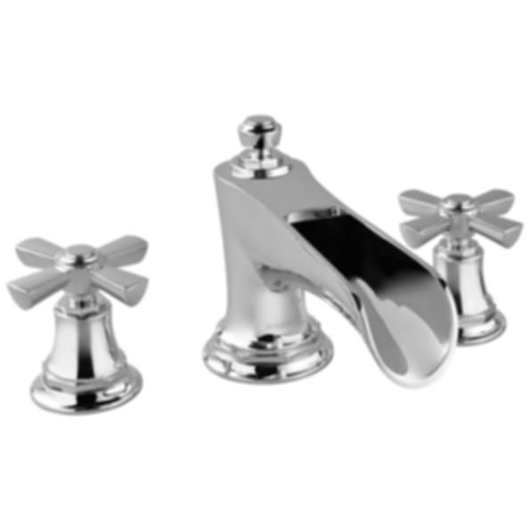 Rook™ Roman Tub Faucet with Channel Spout T67361-PCLHP--HX661-PC--R62707