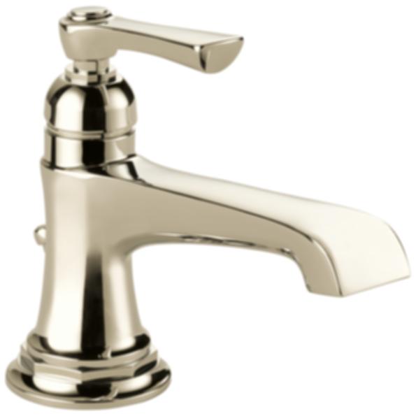 Rook™ Single Handle Single Hole Lavatory Faucet 65060LF