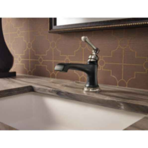 Rook Single Handle Lavatory Faucet With Smarttouchplus