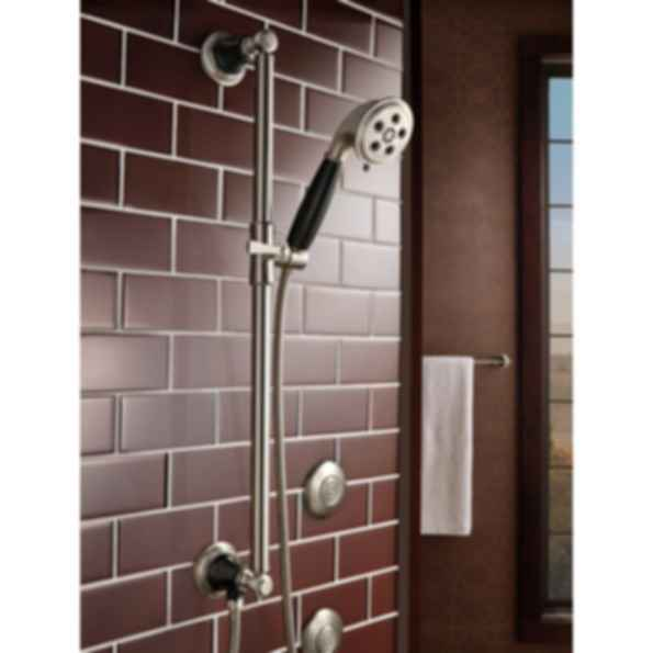 Rook™ Slide Bar Handshower with H2OKinetic® Technology 88761