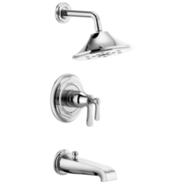Rook™ TempAssure® Thermostatic Tub/Shower Fixtures T60461