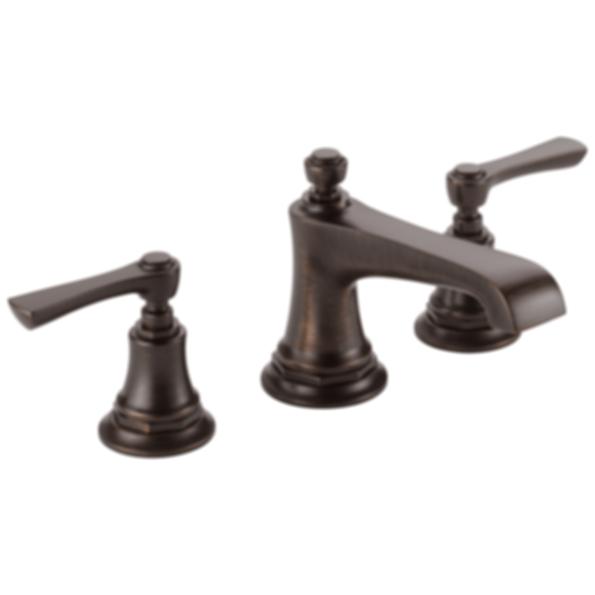 Rook™ Widespread Lavatory Faucet - Less Handles 65360LF-PCLHP--HL5360