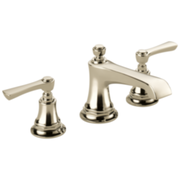 Rook™ Widespread Lavatory Faucet - Less Handles 65360LF-PCLHP--HX5361