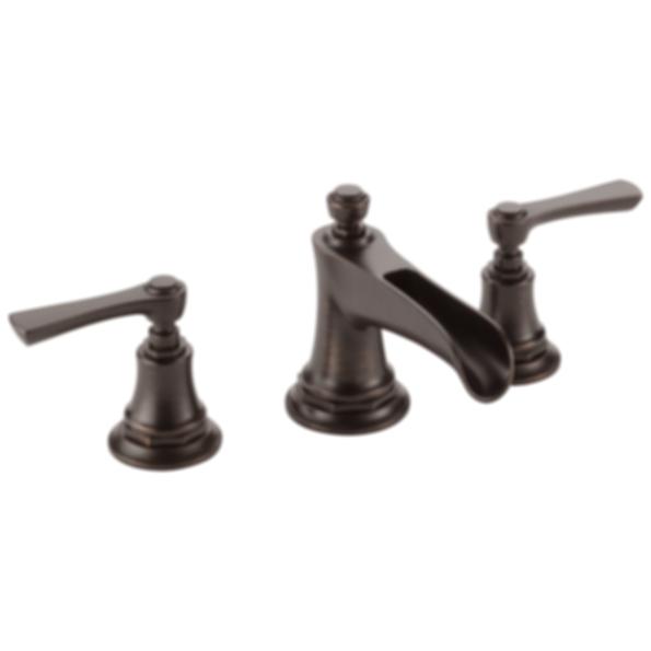 Rook™ Widespread Lavatory Faucet - Less Handles 65361LF-PCLHP--HL5360