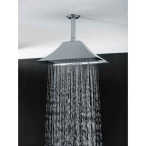 RSVP® Ceiling Mount Raincan Showerhead RP48043