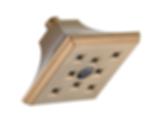 RSVP® Raincan Showerhead with H2OKinetic® Technology 87390