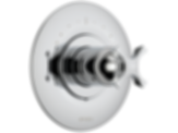 RSVP® Sensori® Thermostatic Valve Trim - Cross T66T095