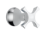 RSVP® Sensori® Volume Control Trim - Cross T66695