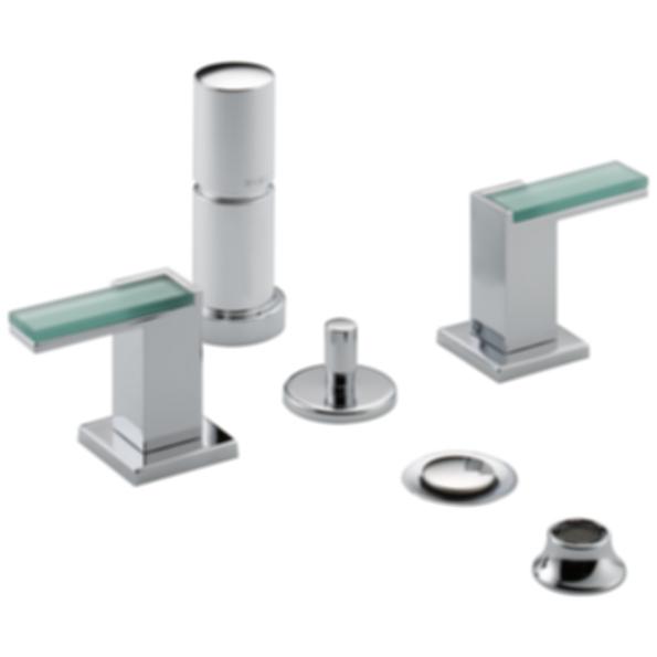 Siderna® Bidet Faucet - Less Handles 68480-PCLHP--HL5381