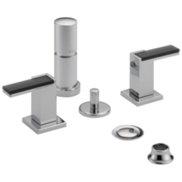 Siderna® Bidet Faucet - Less Handles 68480-PCLHP--HL5382