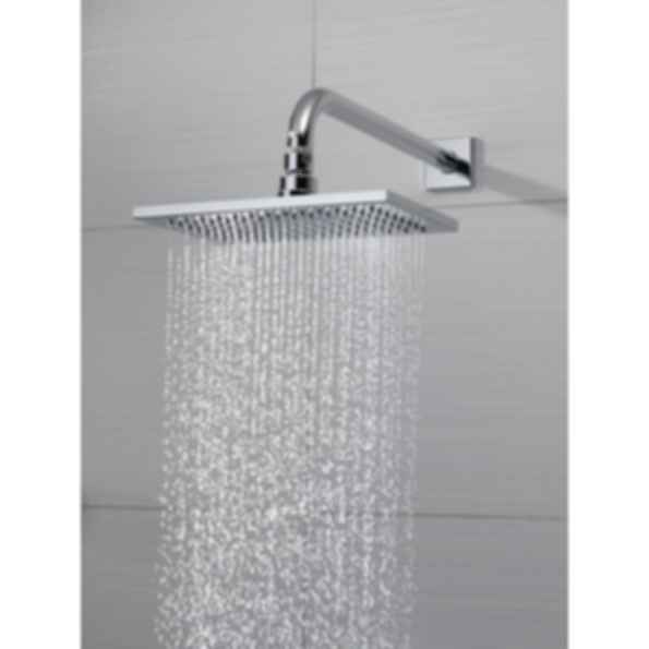Siderna® Rectangular Raincan Showerhead - 2.0 GPM 81380-ECO