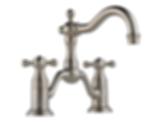 Tresa® Bridge Lavatory Faucet 65538LF