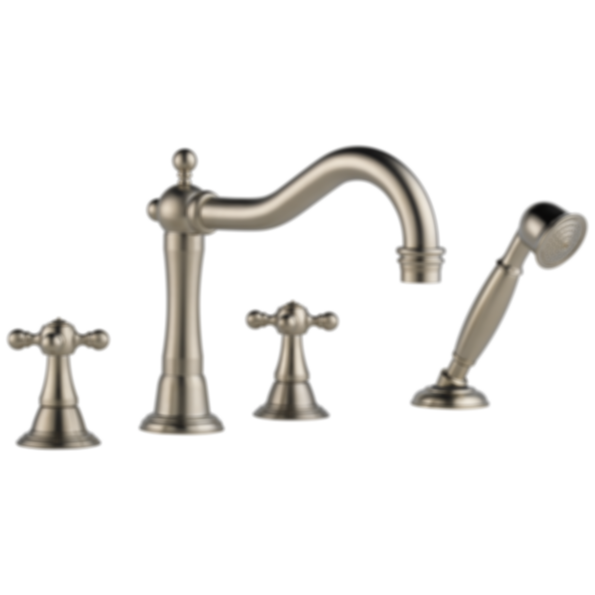 Tresa® Roman Tub Trim with Hand Shower T67438