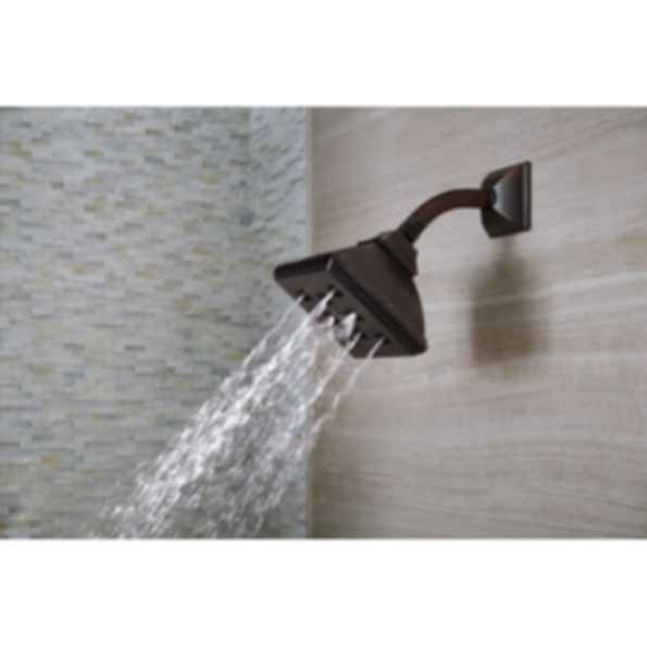 Vesi® Raincan Showerhead with H2OKinetic® Technology 87340