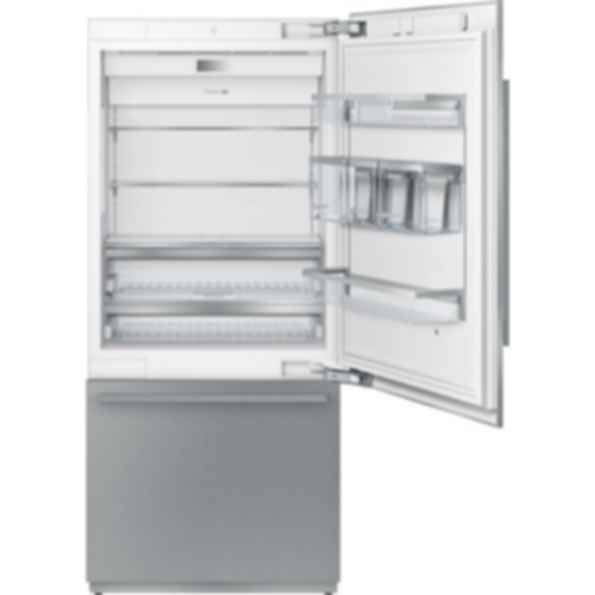 36 u0026quot  built in 2 door bottom freezer refrigerator t36ib900sp
