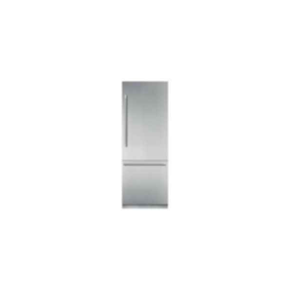 """30"""" Pre-Assembled Built-In Bottom Freezer Refrigerator with Professional Handles T30BB920SS"""
