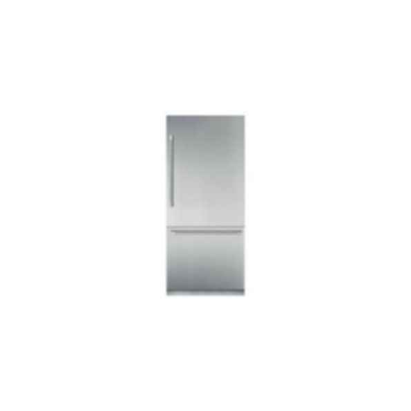 "36"" Stainless Steel Built In 2 Door Pre-Assembles Bottom Freezer Refrigerator T36BB920SS"