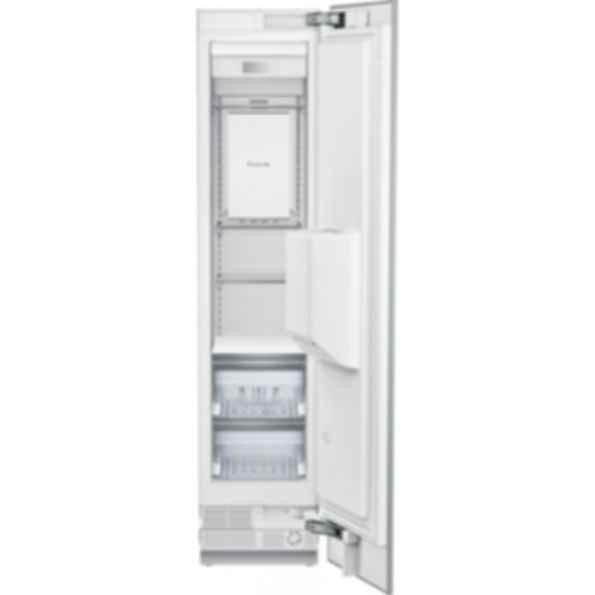"18"" Built In Right Swing Freezer Column with Ice & Water Dispenser T18ID900RP"