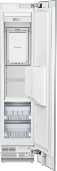 18 Quot Built In Right Swing Freezer Column With Ice Amp Water