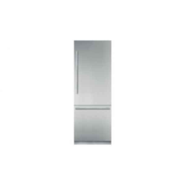 "30"" Stainless Steel Pre-Assembled Built In 2 Door Bottom Freezer Refrigerator T30BB910SS"