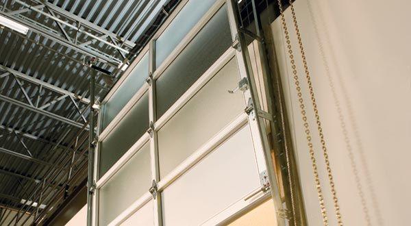 Amarr 3502 Sectional Aluminum Full View Door Modlar Com