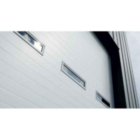 Amarr 2432 Polystyrene Insulated Garage Door