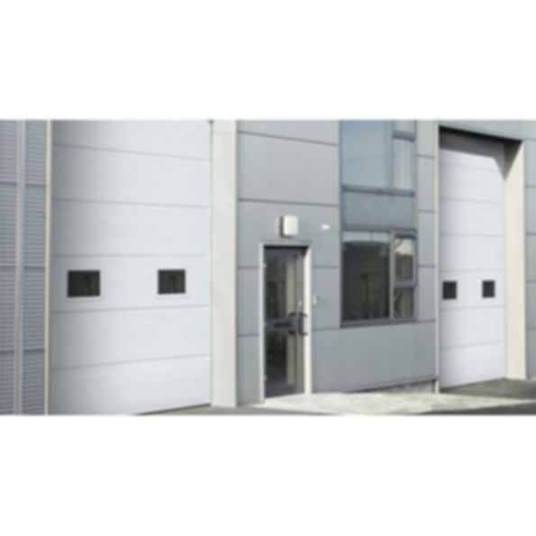 Amarr 2731 Polystyrene Insulated Garage Door