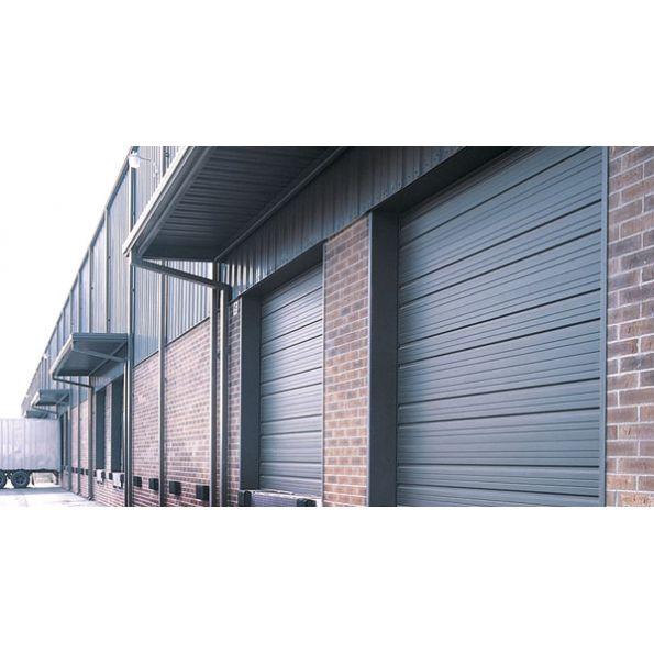 Amarr 2402 Series Ribbed Panel Steel Garage Door   Modlar.com