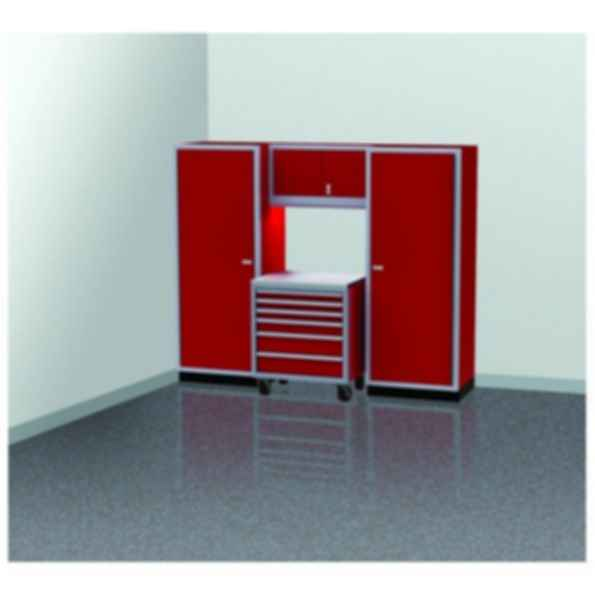 PROII™ Garage Cabinet Combination 8 Foot Wide