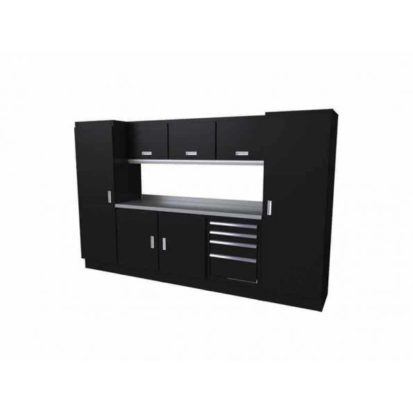 Select Series Garage Cabinet Combination 10 Foot Wide   Modlar.com