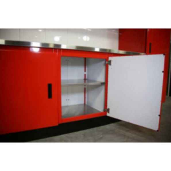 Select Series Garage Cabinet Combination 10 Foot Wide