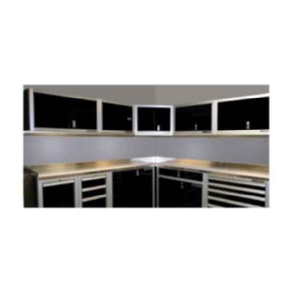 PROII™ Aluminum Wall Cabinet