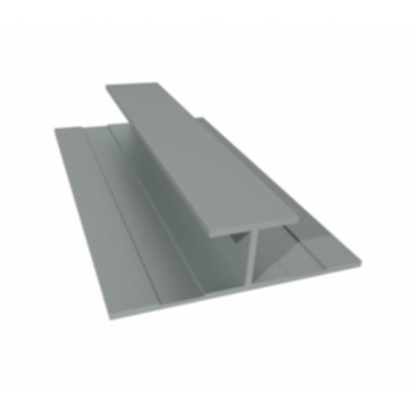 XtremeTrim® Vertical Siding H-Mold