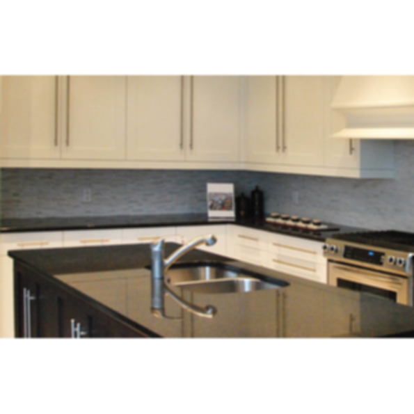 Brazillian Black Granite Countertop