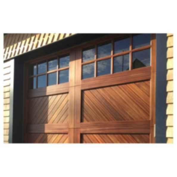 Timber Series Garage Door
