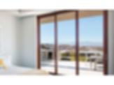 Series 2600 Aluminum-Clad Multi-Slide Wood Door