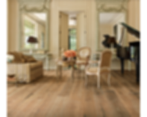 Tawny French Oak Flooring