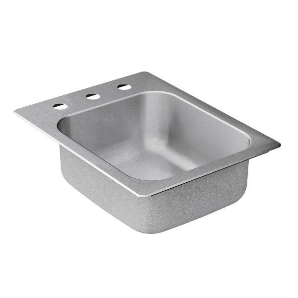 G204573 Single Bowl Drop In Sink Modlar Com