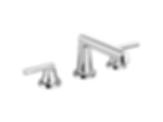 Levoir™ Widespread Lavatory Faucet with Low Spout - Less Handles 65397LF-PCLHP--HL5397