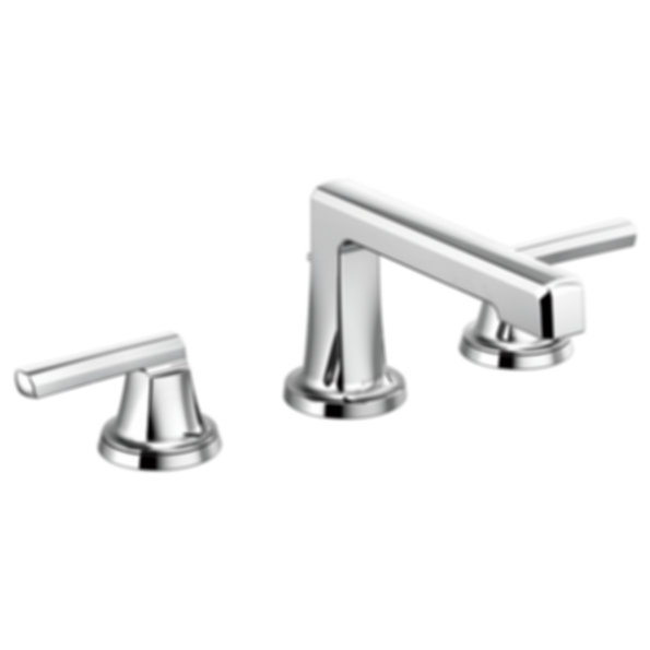 Levoir™ Widespread Lavatory Faucet with Low Spout - Less Handles 65397LF-PCLHP--HL5397