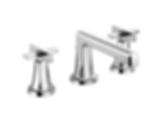 Levoir™ Widespread Lavatory Faucet with Low Spout - Less Handles 65397LF-PCLHP--HX5398