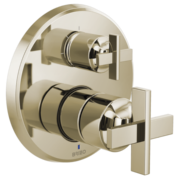 Levoir™ Pressure Balance Valve with Integrated 3-Function Diverter Trim - Less Handles T75P598